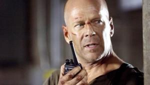 Bruce Willis dans le film Die Hard 4 : Retour en enfer