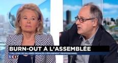 """Burn-out : """"un déni social"""" pour Delgènes"""
