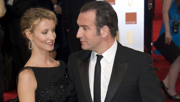 I guess we 39 re all lucky to be in this pr by jean dujardin for Alexandra dujardin