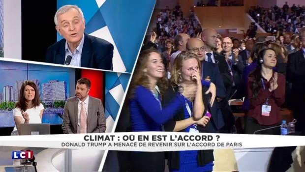 """Jean Jouzel, climatologue sur la COP21 : """"Les engagements pris ne sont pas suffisants"""""""