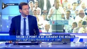 """Le Point accuse Copé : """"Du grand n'importe quoi"""""""
