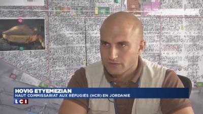 Poussés par la misère, des réfugiés quittent la Jordanie et repartent en Syrie