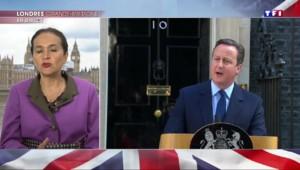 Pris à son propre piège, Cameron annonce sa démission