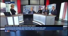 """Remaniement : """"C'est le choc du PS 'révolutionnaire' et du PS 'gestionnaire' """""""