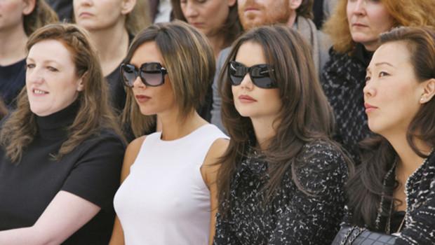 Victoria Beckham et Katie Holmes