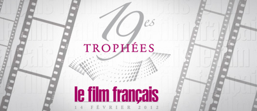 Visuel 19e Trophées du Film Français