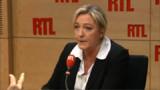 VIDEO. Marine Le Pen pour un référendum sur le mariage gay