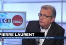 """""""C'est un échec pour le moment"""", dit Pierre Laurent à propos du Parti Communiste"""