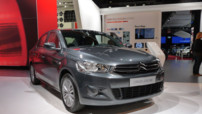 Citroën C-Elysée Mondial Auto 2012