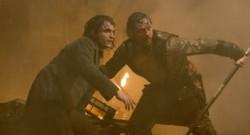 Daniel Radcliffe et James McAvoy dans Docteur Frankenstein