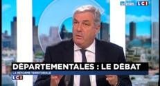 """François Sauvadet (UDI) : """"Un désordre territorial sans précédent"""""""