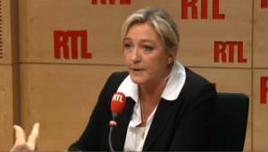 Mariage gay : Le Pen prône le référendum