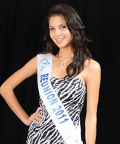 Miss Runion 2011 - Candidate Election Miss France 2012