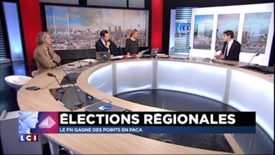 """Régionales : """"Les segments de la France active vont directement sur le FN"""", en Paca"""