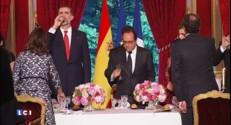 Visite du roi d'Espagne : Felipe VI a rendez-vous avec les députés