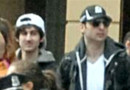 Une photo des deux suspects de l'attentat du marathon de Boston publiée vendredi 19 avril 2013 par le FBI.