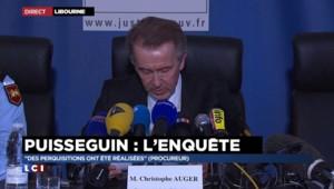 """Catastrophe de Puisseguin : """"La deuxième phase d'enquête s'annonce longue et difficile"""""""