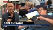 """Don du sang par les homosexuels : """"Trois réunions en juillet pour réexaminer les critères du don"""""""