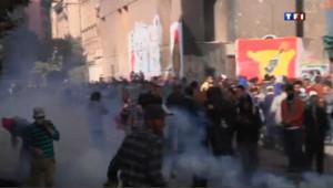 Egypte : deuxième jour de violences, des morts à Port-Saïd