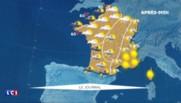 Fin de la canicule : Méteo France lève les vigilances orange sur les 43 départements concernés