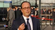 """François Hollande rend hommage à Christophe de Margerie, """"un grand industriel"""""""