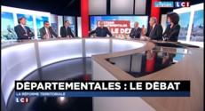 """François Sauvadet (UDI) : """"Les gens ne savent pas où on va servir demain, nous non plus"""""""