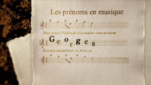 Les prnoms en musique - Georges