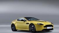 L'Aston Martin V12 Vantage S 2013, dotée du moteur 6,0 litres V12