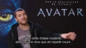 Avatar - Interview de Sam Worthington