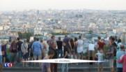 Canicule : A Paris, on traque l'ombre et les plans d'eau