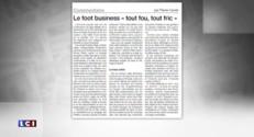 Démission de Sepp Blatter, dialogue social, Grèce, pollution de l'air... la revue de presse du mercredi 3 juin
