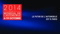 Affiche du Mondial de l'Automobile 2014