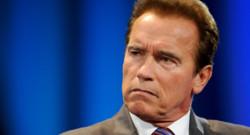 Archives : Arnold Schwarzenegger, le 27 octobre 2010
