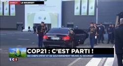 """COP 21 : """"Programme chargé"""" pour François Hollande"""