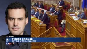 """Grèce : La BCE maintient son aide, une """"bonne nouvelle"""""""