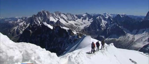 Mont-Blanc : 250 personnes vacues par hlicoptre d&#039;un tlphrique