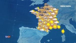 La météo du 05 août 2014 : enfin une journée sans orages
