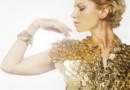 Luxe femme avec des bijoux