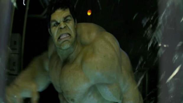 Mark Ruffalo est Hulk dans Avengers de Joss Whedon