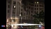 Paris : incendie mortel dans un immeuble du XXe arrondissement
