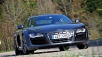 Photo 5 : Essai Audi R8 V10 5.2 FSI : Plaisir puissance 10