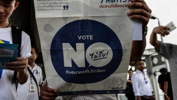 Thaïlande référendum