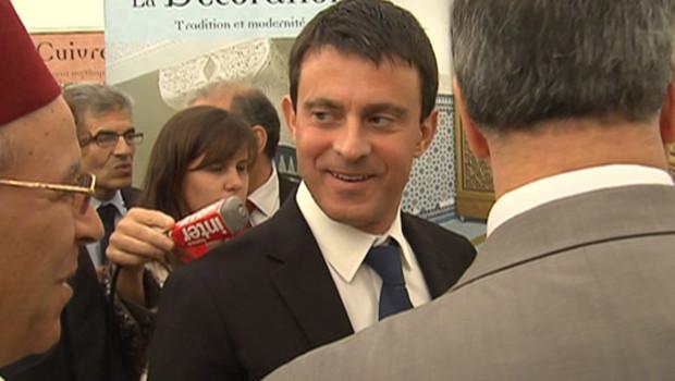 """Valls : """"je ne veux pas d'un islam des caves"""""""