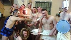 Dans sa cellule, le caïd russe s'offre une soirée privée