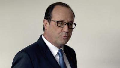 François Hollande, le 7 juillet 2014.