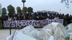 L'hommage à Zyed et Bouna en novembre 2007
