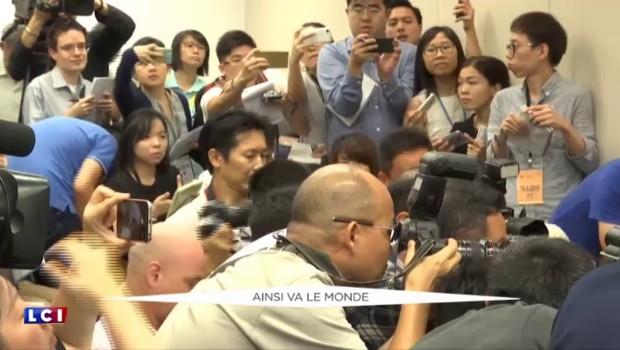 Libraire arrêté à Hong-Kong : il brise le silence après huit mois de détention