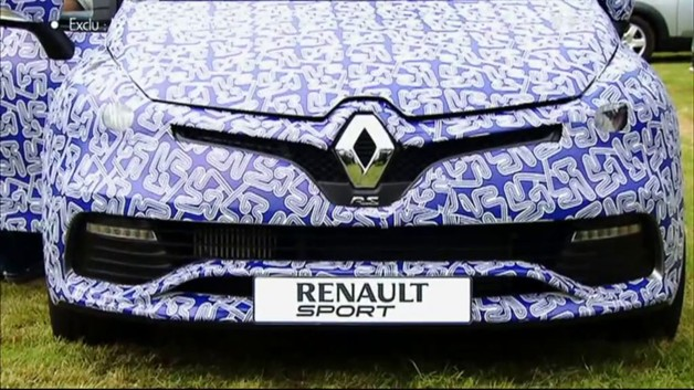Renault Clio 4 RS 2012 Festival Speed
