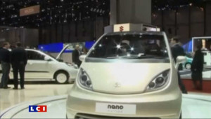 Ventes médiocres pour la Tata Nano