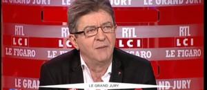 """Jean-Luc Mélenchon : """"Je propose qu'il n'y ait pas d'écart de salaires plus grand que de 1 à 20"""""""